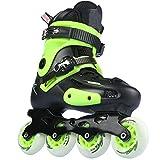 MLSS LI Skates Einzelne Reihe College-Studenten Anfänger Erwachsene Schlittschuhe Erwachsenen Slalom Jungen und Mädchen Im Freien Aktivitäten Wahl