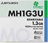 Mitsubishi MH1G3U Re-Writable 1.3 GB 1024 Bytes
