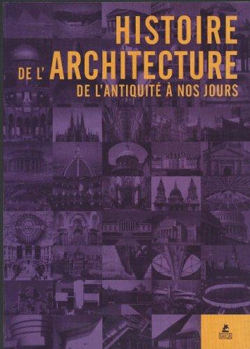 HISTOIRE DE L ARCHITECTURE