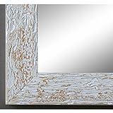 Online Galerie Bingold Spiegel Wandspiegel Badspiegel - Parma Beige 3,9 - Handgefertigt - 200 Größen zur Auswahl - Modern, Vintage, Shabby - 60 x 80 cm AM