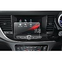LFOTPP Opel Mokka X 7 pulgadas Navegación Protector de pantalla - 9H Cristal Vidrio Templado GPS
