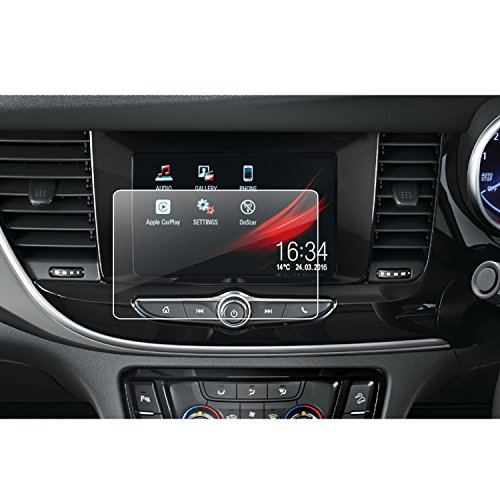 NIQ AM//FM KFZ-Auto-Tuning-Kurzstab-Sport-Dach-M5+M6 Gewinde-Ersatz-Antenne f/ür OPEL