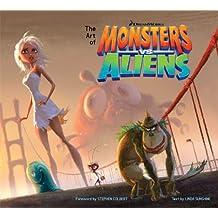 The Art of Monsters vs. Aliens Intl (Newmarket Pictorial Moviebook)
