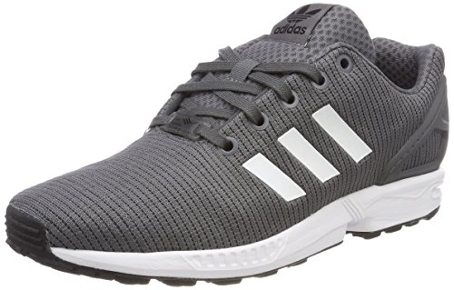 34e6cc764 adidas Unisex Kids  Zx Flux J Fitness Shoes