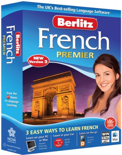 Berlitz French Premier Version 2 (PC/Mac) Test