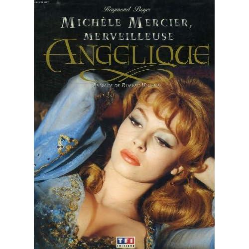 Michèle Mercier, merveilleuse 'Angélique'