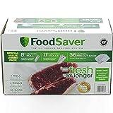 FoodSaver de repuesto rollos paquete combinado (5-Rolls + 30-bags)
