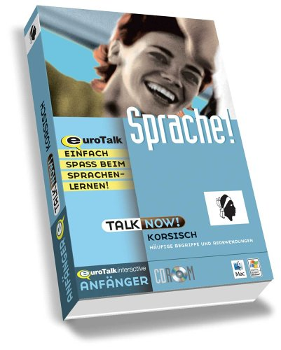 Talk Now Learn Corsican: Essential Words and Phrases for Absolute Beginners (PC/Mac)