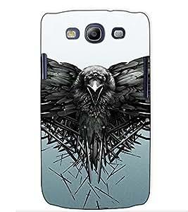 Fuson Designer Back Case Cover for Samsung Galaxy S3 Neo I9300I :: Samsung I9300I Galaxy S3 Neo :: Samsung Galaxy S Iii Neo+ I9300I :: Samsung Galaxy S3 Neo Plus (An eagle theme)