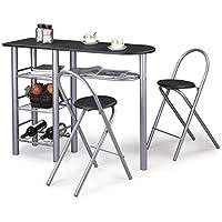 Suchergebnis auf Amazon.de für: bartisch mit hocker: Küche, Haushalt ...