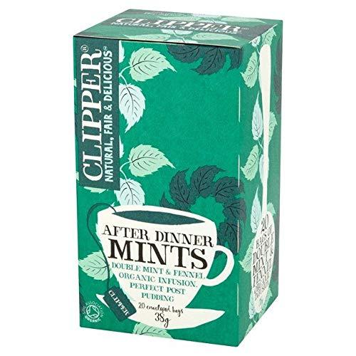 ndessen Münzstätten Organische Doppel Mint & Fenchel Infusion 20 Pro Packung ()
