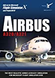 Airbus A320 / A321 - Add-On for Microsoft Flight Simulator X (FSX) & Lockheed Martin Prepar3D (V2)