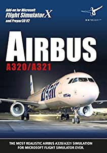 Airbus A320/A321 [import anglais]