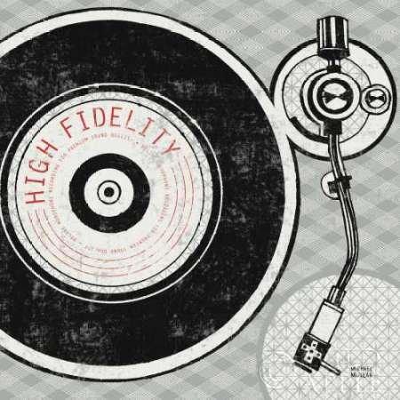 Feeling at Home Feelingathome-Leinwand-Bild-Vintage-Analog-Plattenspieler-cm57x57-Kunstdruck-auf-Leinwand - Plattenspieler High-fidelity
