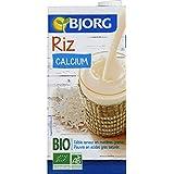 Bjorg - Boisson Riz Et Calcium, D'origine Végétale - (Prix Par Unité ) - Produit Bio Agrée Par AB