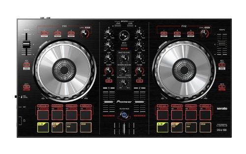 DDJ-SB schwarz incl. Serato DJ Intro