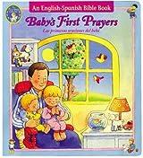 Baby's First Prayers: An English-Spanish Bible Book