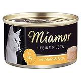 Miamor Feine Filets Dose, Huhn+Pasta