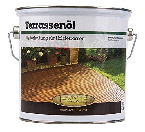 Faxe | Terrassenöl Farbe Lärche