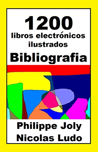 1200 LIBROS ELECTRONICOS ILUSTRADOS: Bibliografia Philippe joly alias Nicolas Ludo