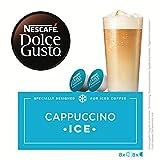 Nescafé Dolce Gusto Café Cappuccino Ice - 16 Cápsulas de Café