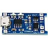 TP4056 1.2A Li-ion Lithium Battery Charging Module Charging Board Charger TP 4056 - Micro USB - With Protection