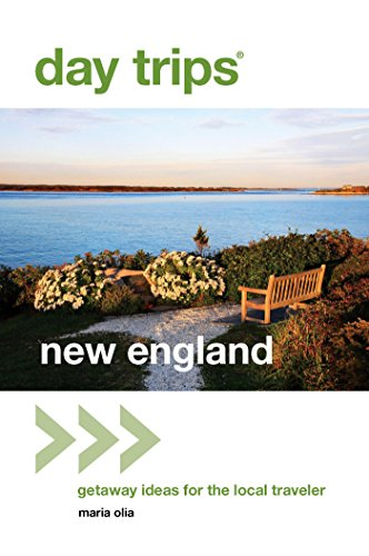 Day Trips® New England: Getaway Ideas for the Local Traveler (Day Trips Series) (English Edition)