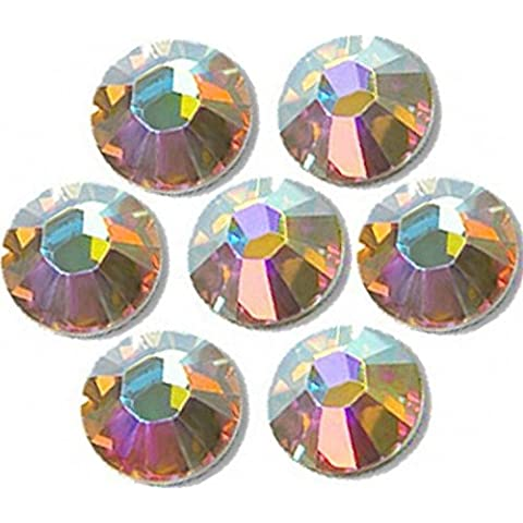 50pcs Swarovski Crystal AB brillantes ~ ~ Tamaño: ss5(1,8mm)