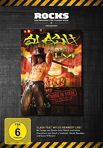 Slash - Live/Made In Stoke 24/7/11 - Rocks Edition [Edizione: Germania]
