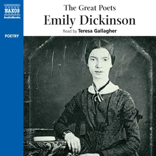 The Great Poets: Emily Dickinson  Audiolibri