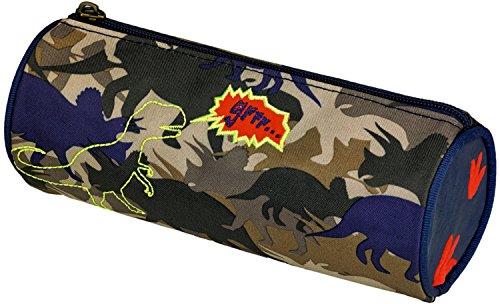 t-rexworld Camouflage étui à crayons, 22 x 22 x 7 cm, modèle # 11858