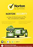 Norton Security 2.0 - Antivirus, 5 Usuarios, 1 Año