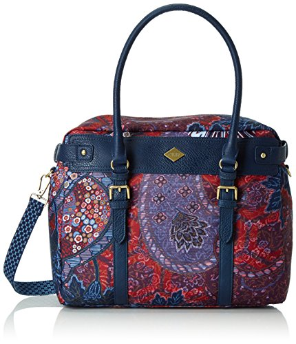 oilily-womens-oilily-m-carry-all-top-handle-bag-blue-blau-dark-blue-555