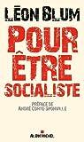 Pour être socialiste