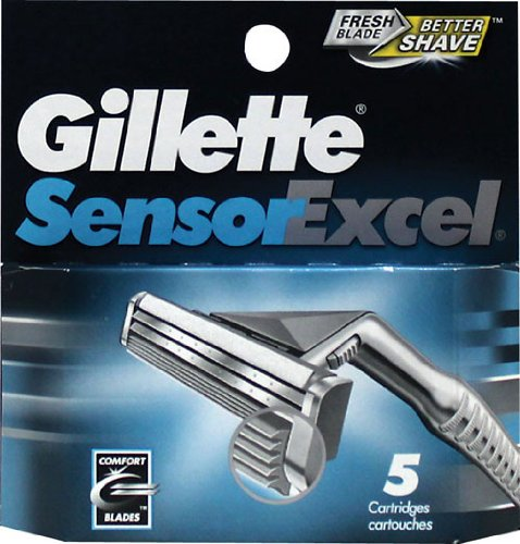 gillette-sensor-excel-refill-razor-blade-cartridges-5-blades-cartridges