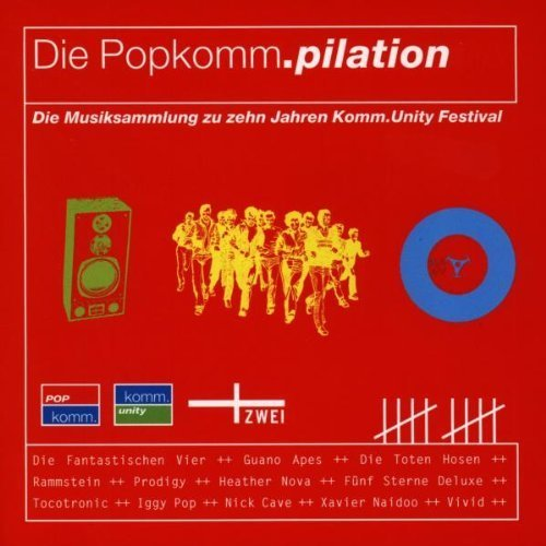 Fanta4, Fettes Brot, Moby, Xavier Naidoo, Heather Nova, Rammstein.. by Popkomm.pilation (1998) (0100-01-01) Heather Brot