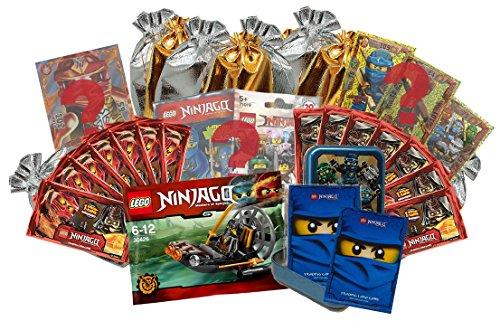 LEGO Ninjago - Der Adventskalender 2017 - 24 tolle Überraschungen