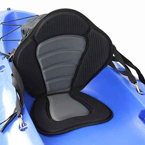Kanusitz mit abnehmbarer Rückenlehne im Test plus Leistungsübersicht - 3