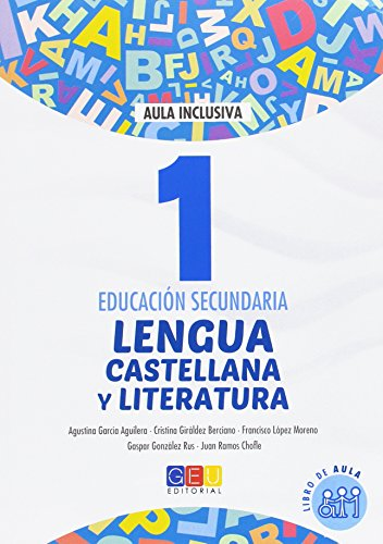 Lengua castellana y literatura 1 secundaria. Libro de aula - 9788416729470 por Agustina García Aguilera