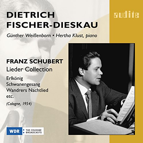 Schubert: Lieder Collection