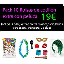 Amazon.es  bolsas de cotillon para fiestas a27ea10fe3d