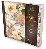 GOCKLER® 3 Jahres Kalender: 190+ Seiten Journal für 3 Jahre || Glänzendes Softcover || Ideal als Tagebuch, Notizkalender, Aufgabenplaner oder Erfolgsjournal || DesignArt.: Liebesbrief