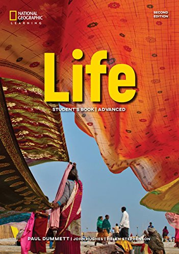 Life. Advanced. student's book. Per le Scuole superiori. Con App. Con e-book. Con espansione online