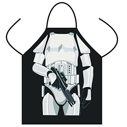 Storm Trooper Star Wars Neuheit Funny BBQ Schürzen Sexy Rude Kochen Küche Schürze Geschenk Stormtrooper (Starwars Sexy)