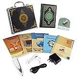 Muslimisches islamisches Bestes Geschenk Koran Lesestift Quran reading Pen Koran Lese Stift Ideal für Anfänger inkl. Koran, Stift, weitere Bücher Sprecher des Korans für Rezitation und Erklärung