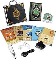 قلم رمضان الرقمي للقرآن الكريم الحصري من المعدن وظيفته كلمة كلمة للأطفال والمدربين العربي لتنزيل العديد من الق