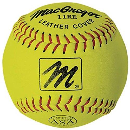 Slow Pitch Softball, 27,9cm (one-dozen) ()