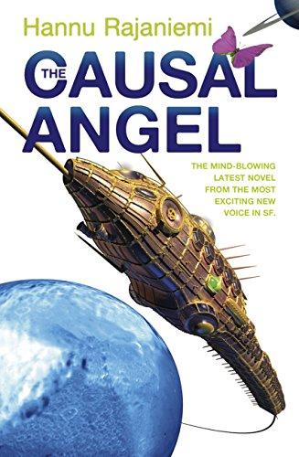 The Causal Angel (Jean le Flambeur) por Hannu Rajaniemi