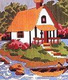 #7: Anchor Stitch Kit - Island Villa