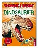 Spannung & Wissen: Dinosaurier: Ein 3D-Buch mit 3D-Brille